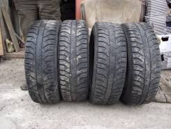 Bridgestone. Зимние, шипованные, 2010 год, 70%, 4 шт