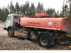 КамАЗ 43253. Топливозаправщик на шасси Камаз-43253, 2004 г. в., 4x2