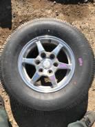 """Запасное Колеса Mitsubishi Pajero 3 265/70/R16. 7.0x16"""" 6x139.70 ET46"""