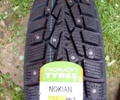 Nokian Nordman 7. Зимние, шипованные, 2017 год, без износа, 4 шт