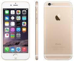 Apple iPhone 6. Новый, 16 Гб, Золотой, 3G, 4G LTE