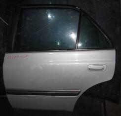 Дверь Toyota Corona Premio AT211 задняя левая