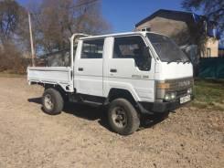 Toyota Dyna. Продаю мостовой грузовик, 2 800куб. см., 1 500кг., 4x4