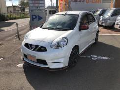 Nissan March. автомат, передний, 1.2 (79л.с.), бензин, б/п. Под заказ