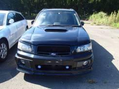 Бампер. Subaru Forester, SG, SG5, SG6, SG69, SG9, SG9L