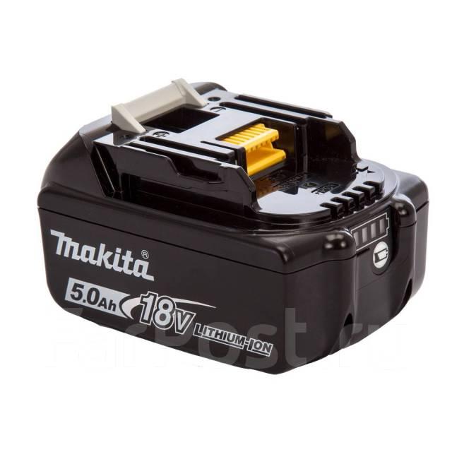 Аккумулятор Makita BL1850B 18V 5Ah