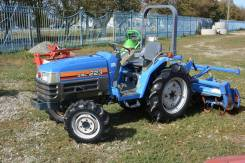 Iseki. японский мини трактор iseki sial 223, 23 л.с.