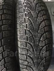 Pirelli. Зимние, шипованные, 2010 год, 20%, 2 шт