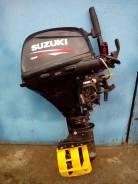 Suzuki. 20,00л.с., 4-тактный, бензиновый, нога S (381 мм)