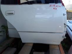 Дверь задняя правая Toyota Aristo Jzs 161