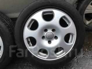 "Колеса 5x112 205/55R16 Audi Volkswagen VW Seat. 7.0x16"" 5x112.00 ET42 ЦО 57,1мм."