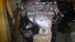 Двигатель в сборе. Mazda Premacy Двигатель FSZE