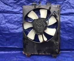Вентилятор радиатора кондиционера. Acura MDX Honda Pilot Двигатели: J37A1, J35Z4