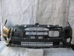 Бампер. Mitsubishi Outlander, GF2W, GF3W, GF4W, GF7W Двигатели: 4B11, 4B12, 6B31