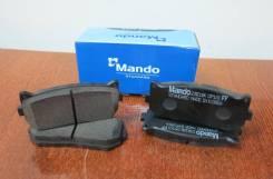 Колодки задние дисковые комплект Mando (Корея) Kia / Hyundai
