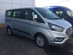 Ford Transit Shuttle Bus. Ford Custom BUS M1 LRF 300S Trend 2.2TD125 T4 M6 FWD SWB, 7 мест, В кредит, лизинг