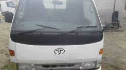 Кабина. Toyota ToyoAce Toyota Dyna