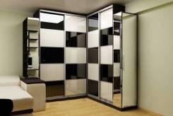 Шкафы купе угловые на заказ по вашим размерам и проекту
