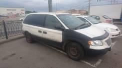 Chrysler Voyager. Птс продам , 2001 белый 2.4