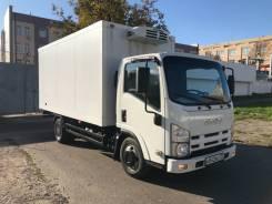Isuzu NMR. Автомобиль -85H. 3,5 тонник. Изотермический фургон., 3 000куб. см., 3 500кг., 4x2