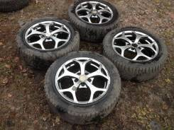 "Комплект зимних колёс на литье. x16"" 5x110.00"