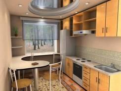Изготовление мебели на заказ (кухни, шкафы, горки, двери-купе)