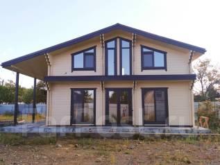 Дома из двойного и клееного бруса