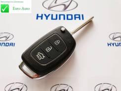 Ключ зажигания, смарт-ключ. Hyundai: i40, Tucson, i30, Sonata, Santa Fe