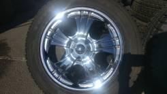 """MAXX Wheels. 8.5x20"""", 5x114.30, 5x120.00, ET45, ЦО 78,0мм."""