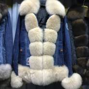 Куртки джинсовые. 40, 42, 44, 40-44, 40-48, 46, 48, 50. Под заказ