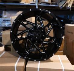 """Light Sport Wheels LS 108. 10.0x20"""", 6x139.70"""