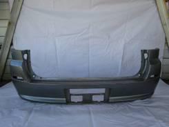Бампер задний на Nissan Liberty M12, серебристый