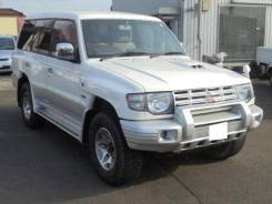Mitsubishi Pajero. автомат, 4wd, 2.8 (140л.с.), дизель, 67 000тыс. км, б/п, нет птс. Под заказ