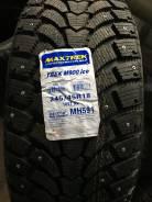 Maxtrek Trek M900. Зимние, шипованные, 2018 год, без износа, 4 шт