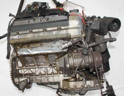 Двигатель BMW 358S1 M62B35 3.5 литра BMW E39 BMW E38