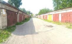 Гаражи капитальные. Просторный переулок 19, р-н ленинский, 18кв.м., электричество, подвал.