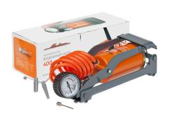 Насос ножной механический 400 (400 см3, съемный манометр) PA-400-02