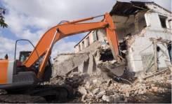 Демонтаж зданий, снос зданий г. Калуга