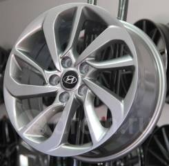 "Hyundai. 7.0x17"", 5x114.30, ET51, ЦО 67,1мм. Под заказ"