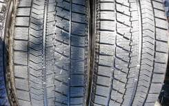 Bridgestone Blizzak VRX. Зимние, без шипов, 2016 год, 10%, 2 шт
