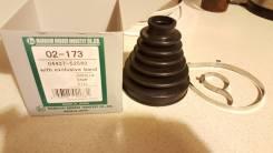 Пыльник ШРУСа 24x81x92 переднего наружный Maruichi 156 02-173