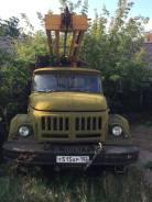 Стройдормаш УРБ-2М. ЗИЛ 131 УРБ 2М Буровая