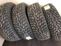 Dunlop Grandtrek Ice02. Зимние, шипованные, без износа, 4 шт. Под заказ