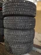 """Зимние шины Dunlop на железных дисках. x14"""" 4x100.00"""