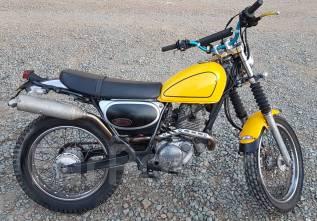 Yamaha. 225куб. см., исправен, птс, без пробега