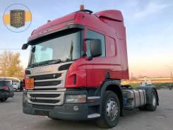 Scania P400. , тягач для перевозки опасных грузов, 2015г, МКПП, 12 740куб. см., 4x2