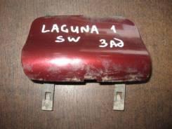 Заглушка бампера. Renault Laguna