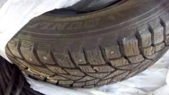 Dunlop SP Winter ICE 02. Зимние, шипованные, 2017 год, 5%, 4 шт