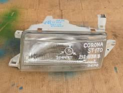 Фара. Toyota Corona, AT170, AT175, CT170, CT176, ST170, ST171