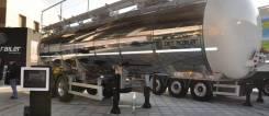 OKT Trailer. Пищевая цистерна OKT-Trailer нержавеющая сталь, 35 000кг. Под заказ